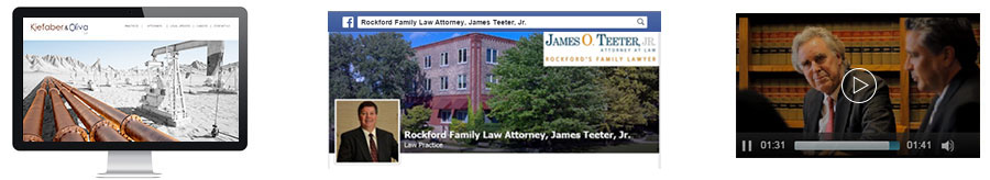 Law Firm Website, Video, and SEO Developers