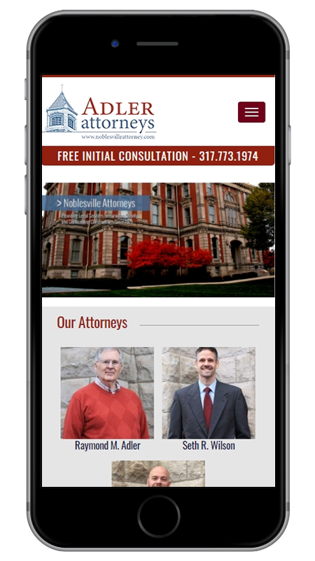 Adler Attorneys - Noblesville Family Law, Personal Injury, Estate Planning, Real Estate & Civil Litigation Lawyers