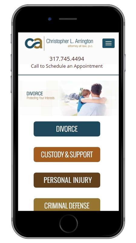 Arrington Legal - Indiana Divorce, Child Custody, Personal Injury and Criminal Defense Lawyer
