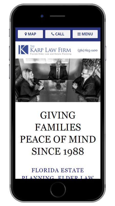 Florida Estate Planning, Elder Law & Probate Attorneys - The Karp Law Firm