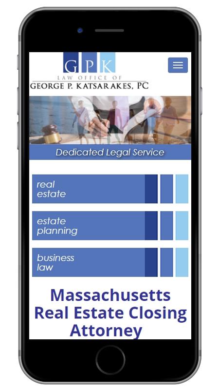 George P. Katsarakes - Massachusetts Real Estate Closing Attorney