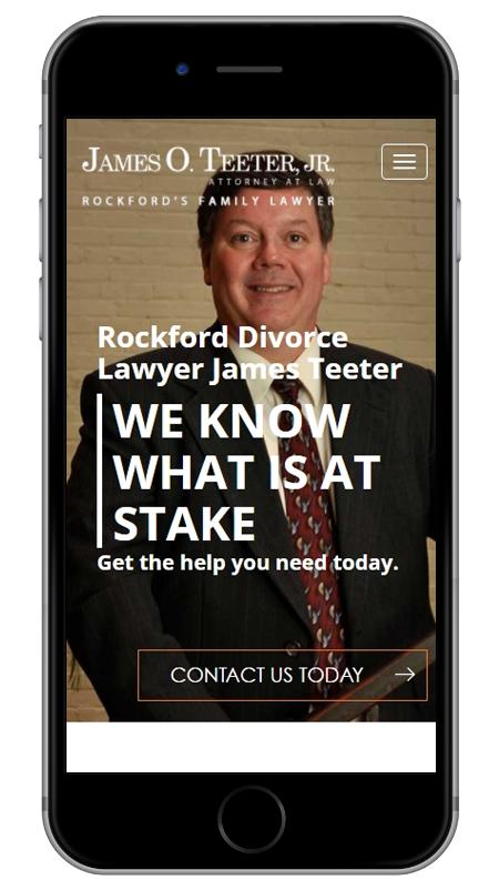 James O. Teeter, Jr. - Rockford Family Lawyer